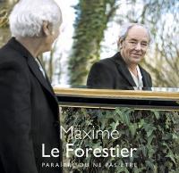 Paraître ou ne pas être / Maxime Le Forestier, comp., chant, guit. | Le Forestier, Maxime (1949-....). Compositeur. Comp., chant, guit.