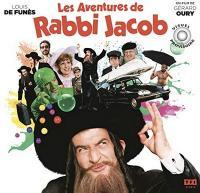 Aventures de Rabbi Jacob (Les) : bande originale du film de Gérard Oury | Cosma, Vladimir (1940-....)