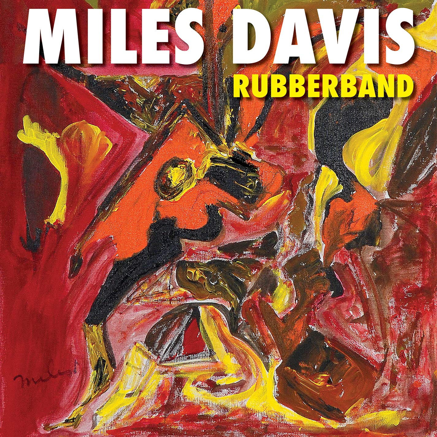 Rubberband Miles Davis, comp. & trp. Randy Hall, Medina Johnson, Ledisi, chant