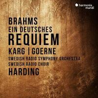 Eine deutsches Requiem, op. 45 / Johannes Brahms | Brahms, Johannes (1833-1897)