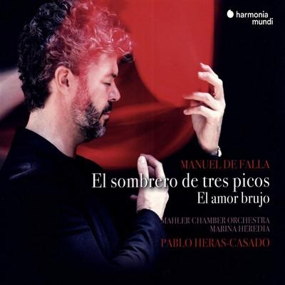 El sombrero de tres picos Manuel de Falla, comp. Mahler Chamber Orchestra, ens. instr. Pablo Heras-Casado, dir. Carmen Romeu, S Marina Heredia, chant