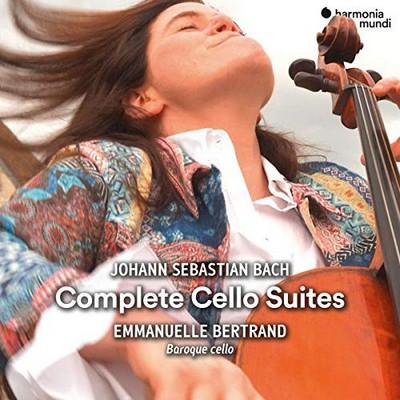 Six suites pour violoncelle seul BWV 1007-1012 Johann Sebastian Bach, comp. Emmanuelle Bertrand, vlc.
