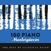 100 piano masterpieces : the best of classical piano / Domenico Scarlatti, comp. | Scarlatti, Domenico (1685-1757). Compositeur. Comp.