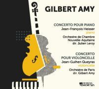 Concerto pour piano / Gilbert Amy