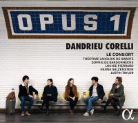 """Afficher """"Opus 1, Dandrieu, Corelli"""""""