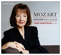 Sonates K331, 332 & 333 / Wolfgang Amadeus Mozart | Mozart, Wolfgang Amadeus (1756-1791)