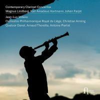 Contemporary clarinet concertos / Jean-Luc Votano | Votano, Jean-Luc (1982-....)