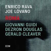 Roma / Enrico Rava, comp. & bugle | Rava, Enrico (1939-....). Compositeur. Bugle à piston