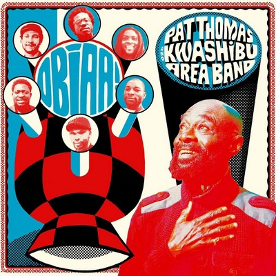 Obiaa ! Pat Thomas, guit. & chant Kwashibu Area Band, ens. instr.