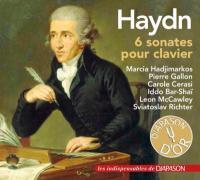6 sonates pour clavier / Joseph Haydn   Joseph Haydn