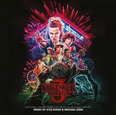 Stranger things 3 bande originale de série télévisée Kyle Dixon, Michael Stein, comp.