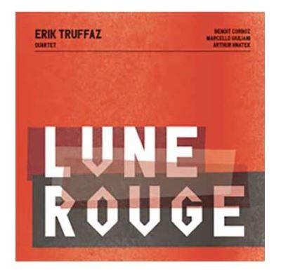 Lune rouge Erik Truffaz Quartet, ens. instr. José James, Andrina Bollinger, chant