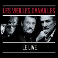 vieilles canailles (Les) : l'album live | Eddy Mitchell