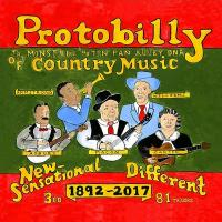 Protobilly : The minstrel & Tin pan alley DNA of country music 1892-2017 | Murray, Billy (1877-1954). Chanteur