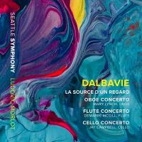 Source d'un regard (La) / Marc-André Dalbavie | Dalbavie, Marc-André (1961-....)