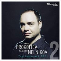 Piano sonatas N°4, 7 & 9