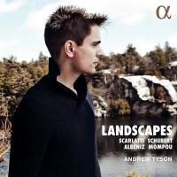 Landscapes | Andrew Tyson