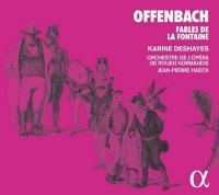 Fables de La Fontaine / Jacques Offenbach | Offenbach, Jacques (1819-1880)