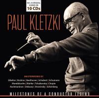 Milestones of a conductor legend | Kletzki, Paul. Chef d'orchestre