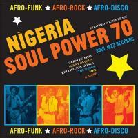 Nigeria soul power 70