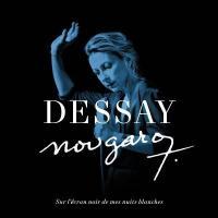 Nougaro : sur l'écran noir de mes nuits blanches | Dessay, Natalie (1965-....). Chanteur