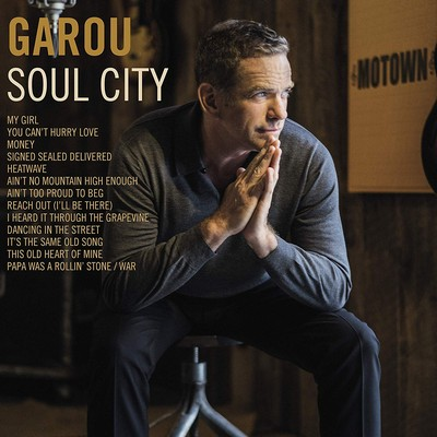 Soul city Garou, Marie Mai, Aloe Blacc, chant