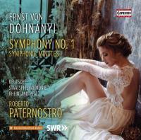 Symphony N°1, op. 9, ré mineur | Dohnanyi, Ernst von (1877-1960)