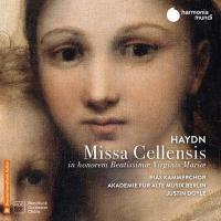 "Missa cellensis, Hob.XXII:5, ""in honorem Beatissime Virginis Mariae"", ut majeur | Joseph Haydn, Compositeur"