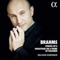 Sonata N.3, op. 5. Variations on a theme by Paganini / Johannes Brahms | Brahms, Johannes (1833-1897)