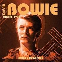 Dallas 1978 : Isolar II world tour   David Bowie (1947-2016). Compositeur