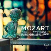Youth symphonies   Wolfgang Amadeus Mozart (1756-1791). Compositeur