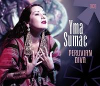 Peruvian diva | Yma Sumac (1927-2008). Chanteur