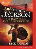 bataille du labyrinthe (La) | Riordan, Rick (1964-....). Auteur