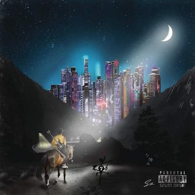 7 EP Lil Nas X, Cardi B, Travis Barker, Billy Ray Cyrus, chant