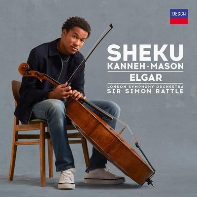 Elgar Sheku Kanneh-Mason, vlc. Julius Klengel, Gabriel Fauré, Ernest Bloch et al., comp. Simon Rattle, dir. Heath Quartet (The), London Symphony Orchestra, ens. instr.