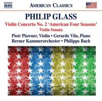 "Violin concerto Nʿ2, ""American four seasons' 