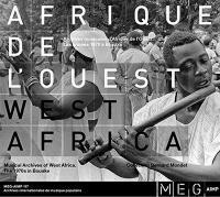 Afrique de l'Ouest : Archives musicales d'Afrique de l'Ouest. Les années 1970 à Bouaké |