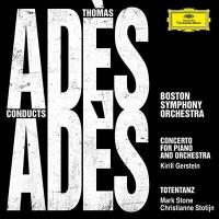 Thomas Adès conducts Adès | Thomas Adès, Compositeur