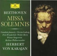 MISSA SOLEMNIS, op. 123 / Ludwig van Beethoven   Beethoven, Ludwig van (1770-1827)