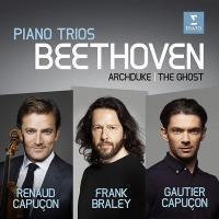 Piano trios : Beethoven : Les esprits, L'Archiduc | Beethoven, Ludwig van (1770-1827)