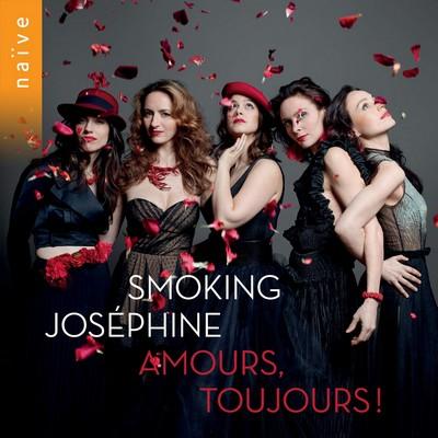Amours, toujours ! Leonard Bernstein, Manuel de Falla, Fritz Kreisler et al., comp. Smoking Joséphine, ens. instr.