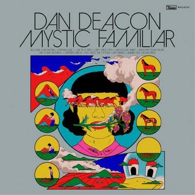 Mystic familiar Dan Deacon, comp. & chant