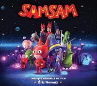 SamSam : BO du film de Tanguy de Kermel |