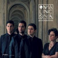 Maliniconia / Wolfgang Amadeus Mozart, Philippe Hersant, Ludwig van Beethoven, Quatuor Anches Hantées |