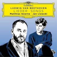 Lieder songs | Beethoven, Ludwig van (1770-1827). Compositeur