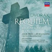 Requiem, pour solistes, choeur et orchestre, B 165, op.89. Chants bibliques, B 189, op.99. Te Deum, B 176, op.103 | Antonin Dvorak, Compositeur
