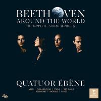 BEETHOVEN AROUND THE WORLD : intégrale des quatuor à cordes / Ludwig van Beethoven (17701827), comp. | Beethoven, Ludwig van (1770-1827)