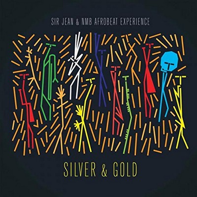 Silver & gold Sir Jean, chant NMB Afrobeat Experience, ens. instr.