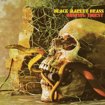 Undying thirst Black Market Brass, ens. instr.