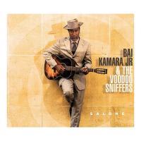 Salone / Bai Kamara Jr | Kamara Jr, Bai. Compositeur. Comp., chant, guit.
